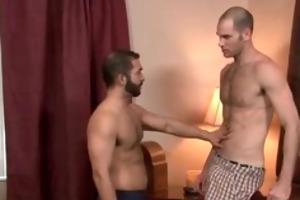 brothers hot boyfriend acquires pecker sucked