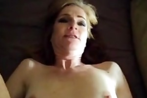 hot ca, redheaded getting fucked with facial