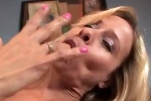 payton leigh one greater amount horny milf