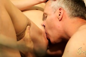 lovely luscious girl enticed by the naughty doctor