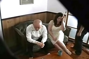 mother fuckted by son in front of father 01