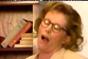 office mother i in stockings fucks aged older