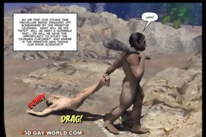 cretaceous penis 3d gay comic story about