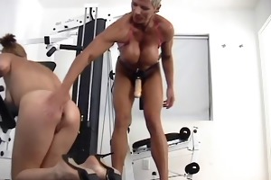 body building big tit lesbian t live without to