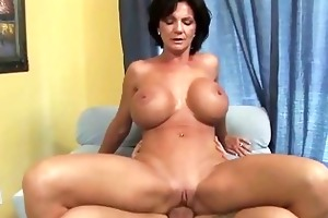 busty milf shags with her juvenile lewd patient