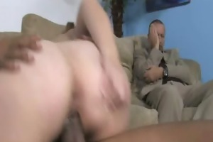 juvenile daughter gets pounded by big dark cock 21