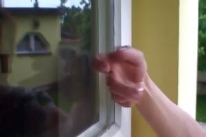 sexy chap screws neighbour granny