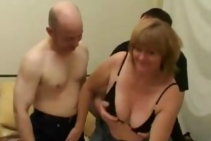 old grandma pounded and fucked by two old boyz