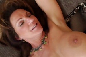 breasty milf deauxma acquires arse fucked