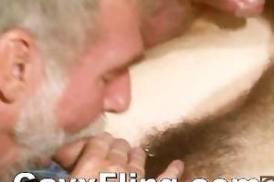 homo daddy group sex