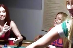juvenile beauties fuck on poker night