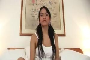 nice-looking young latina sweetheart 6