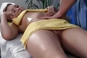 sex massage juvenile golden-haired
