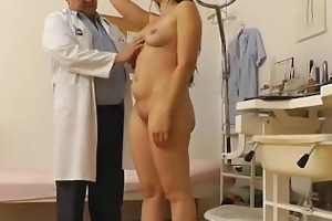 old smutty voyeur doctor with a hidden livecam