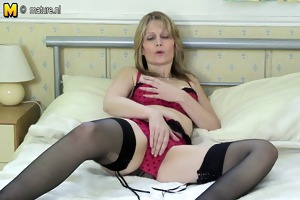 perfect older mother needs hard rod
