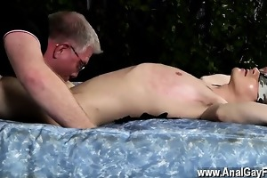 gay clip a lil tickle torture receives the