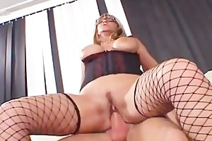 breasty mature loves to sit on top