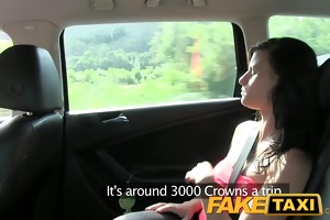 faketaxi prague cutie gives a great fuck for free