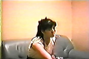 japanese amateur old vid but precious