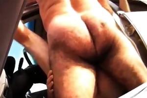 fuck in car