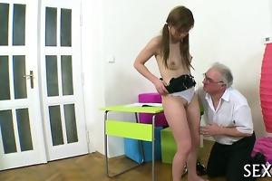 wild satisfying for old teacher