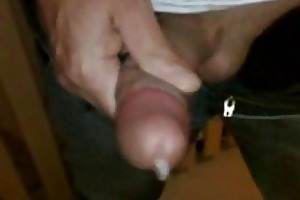 youthful boy make handjob with cum in france at a