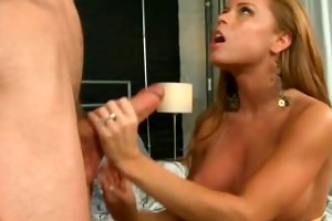 busty blond nikki delano gets fucked and