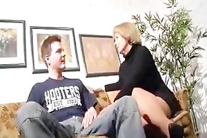 older woman and young boy (17)