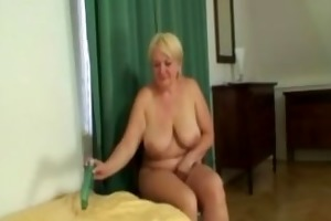 he is fucks his mature mother-in-law