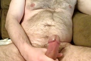 daddy cums thick and creamy