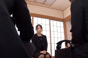 japanese girls attacked jav mother in kitchen.avi
