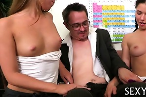 oral stimulation for mature teacher