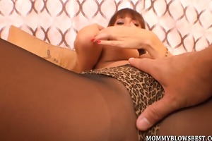 busty d like to fuck alia janine tit bonks a load