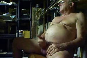 grand-dad after work
