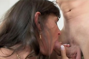 step mom awards two boys' hard work with hot dp