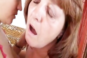 dirty old lesbian babes - scene 5
