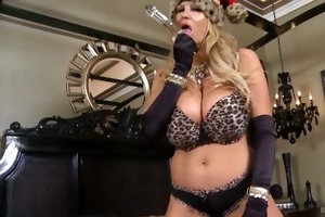 busty cougar kelly madison desires your young
