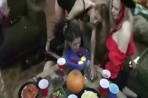 college youthful teens sex hardcore party in