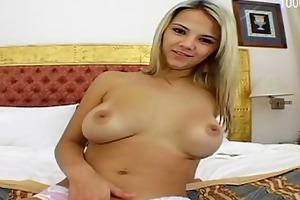 daughter cum on body