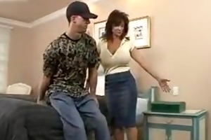 deauxma fucking youthful cock