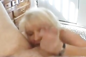 wicked mom shows her juggs and sucks cock part3