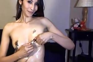 chic mother i deb masturbates with big toys