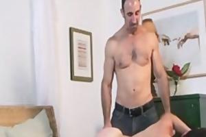 skyler grey and steven richards - lustful dude