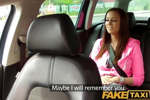 faketaxi tight legal age teenager with big