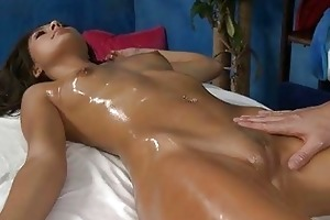 cute 18 year old gal receives drilled hard