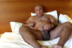 daddy sexy in bed
