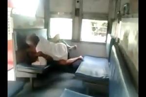 desi old dude fucking in train