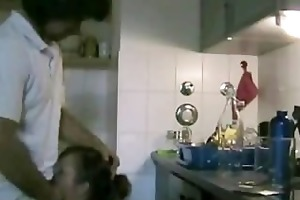 wife fucked in kitchen