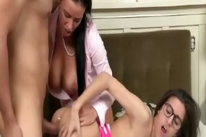 seduced by breathtaking mum