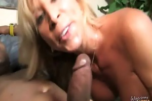 your mother goes for a big dark cock 24